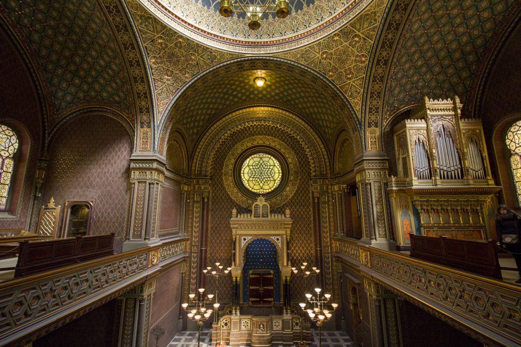Spaanse Synagoge Praag