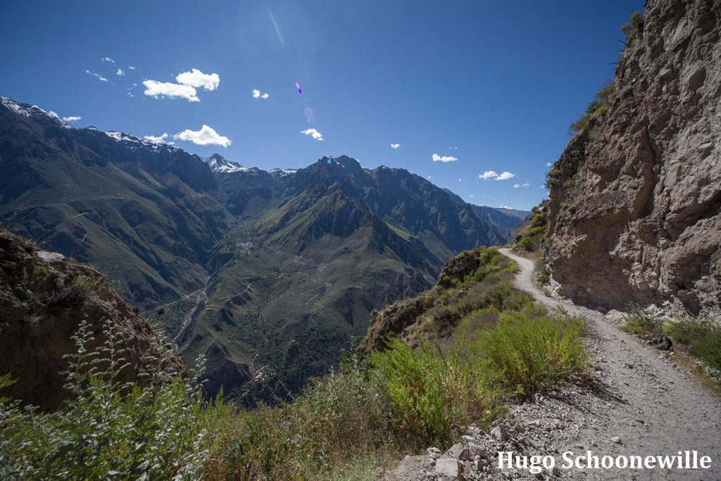 Hiking Colca Canyon