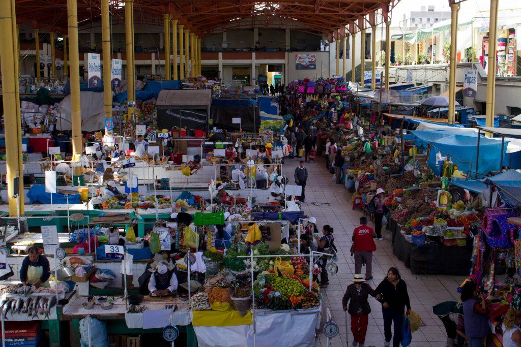 Mercado Arequipa