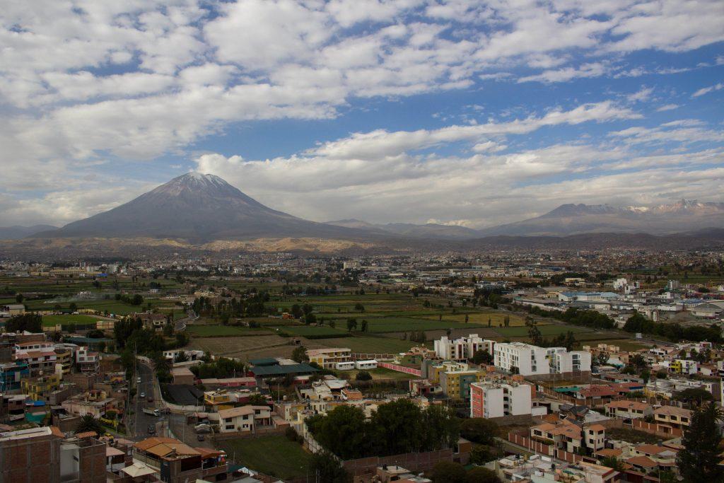 Sachaca Arequipa