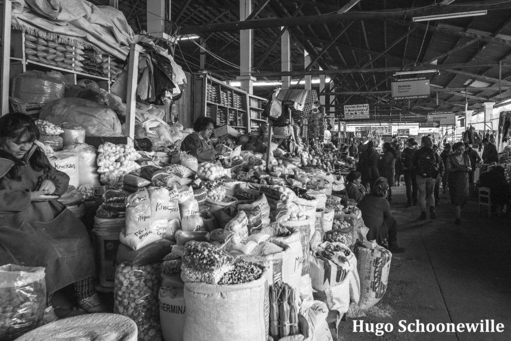 San Pedro markt