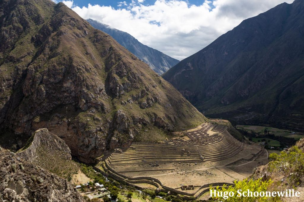Ruïne Inca Trail