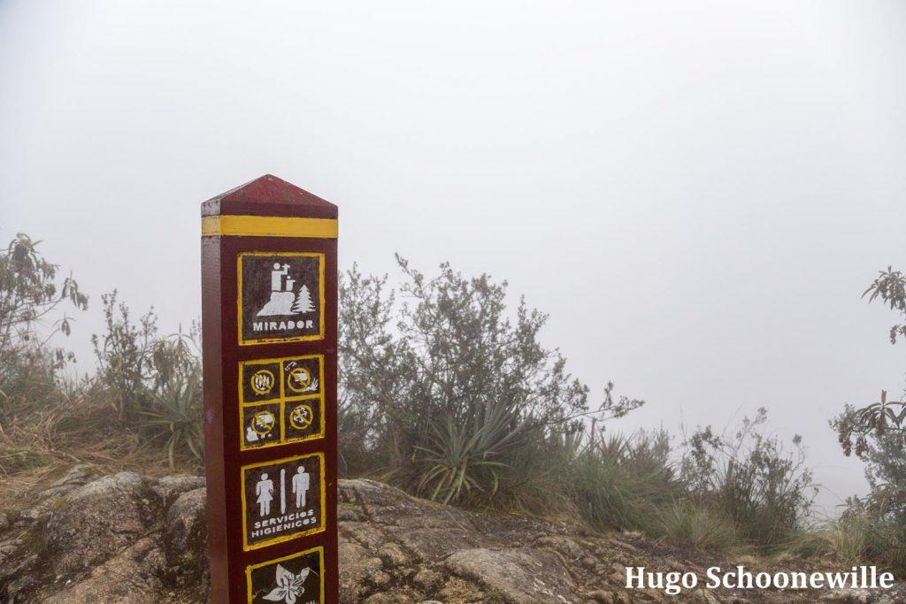 Mirador Inca Trail