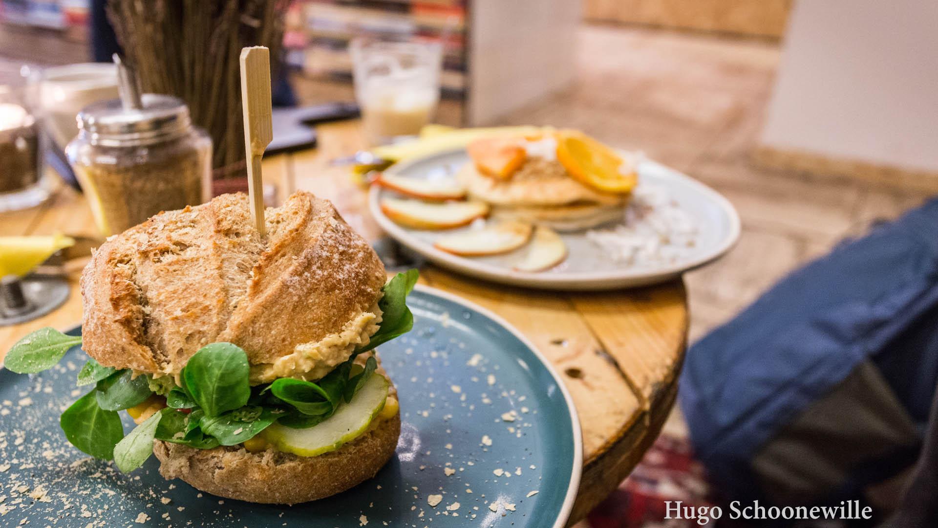 Kafethea sandwich