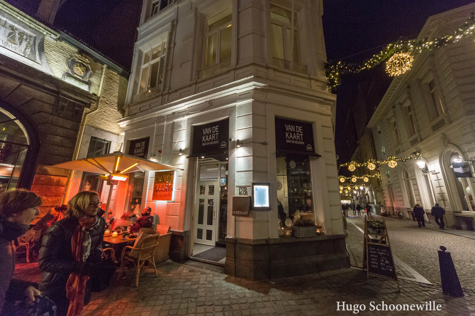 restaurants in Maastricht