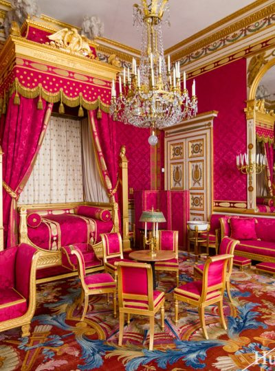 Rode slaapkamer Napoleon