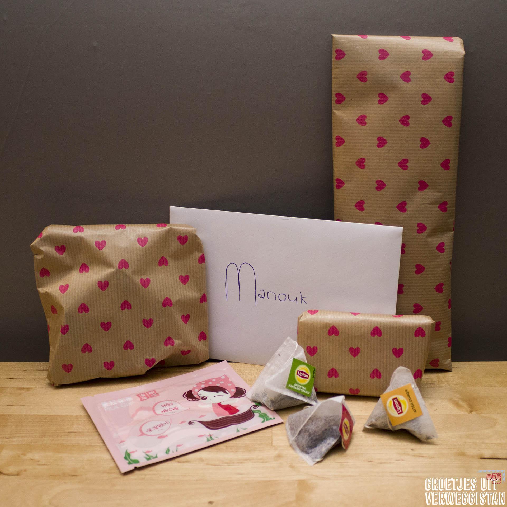 Echte Post Is Cool cadeautjes