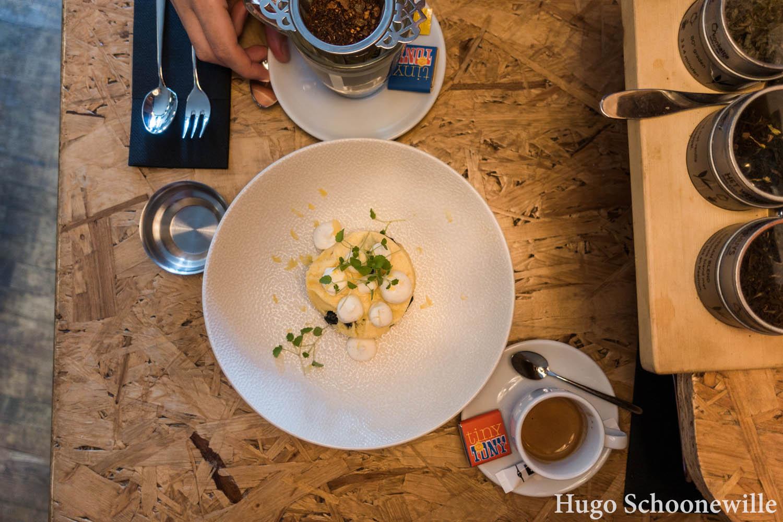 Frangipane: dessert bij Het Weeshuys in Zwolle