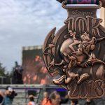 Raceverslag: 10 kilometer hardlopen in Disneyland Parijs