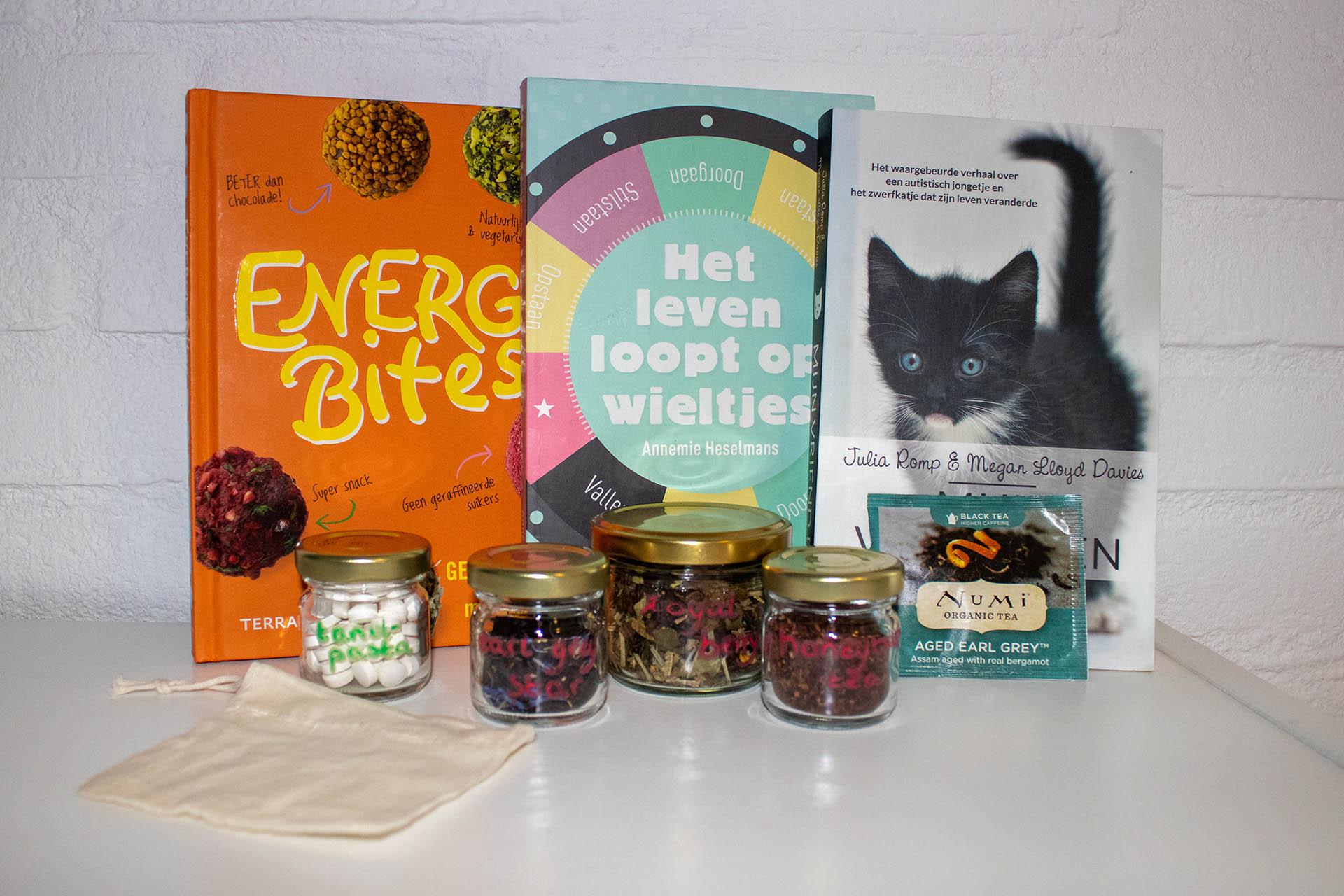 Cadeautjes die ik kreeg tijdens Echte Post Is Cool, EPIC 7.