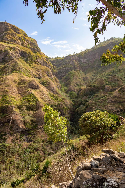 Kaapverdië: wandelen in Parque Natural Serra Malagueta op Santiago
