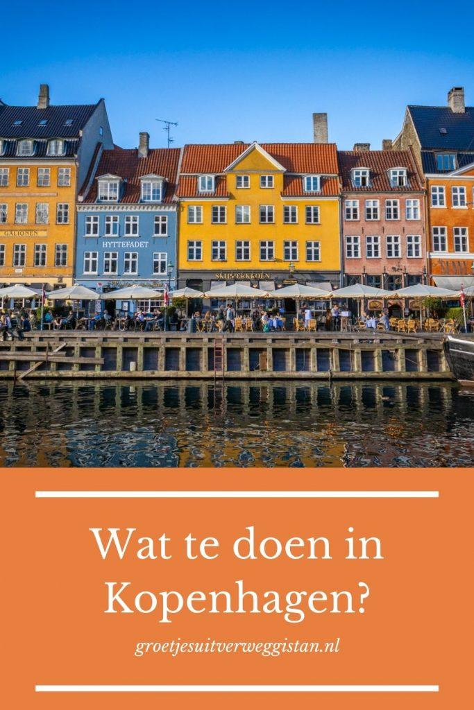 Pinterestafbeelding: wat te doen in Kopenhagen?